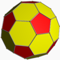Finding the Angles of the Truncated Icosahedron